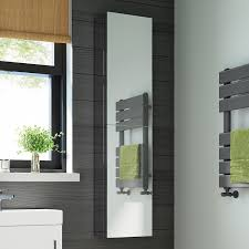 croydex bathroom cabinet:  x  tall stainless steel bathroom mirror cabinet double door storage unit