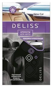 <b>Deliss Ароматизатор</b> для автомобиля, AUTOP006.05/01, New Car ...