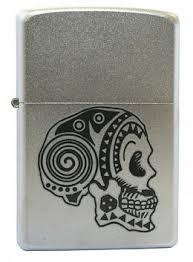 Купить <b>Зажигалка ZIPPO 205 Tattoo Skull</b> | Интернет магазин ...