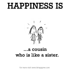 Cousin Quotes For Girls. QuotesGram