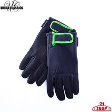 ПЕРЧАТКИ <b>URBAN CLASSICS</b> LEATHER IMITATION GLOVES