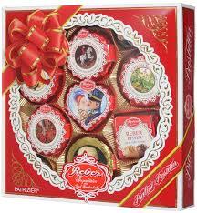 Reber <b>Mozart</b> Patrizier подарочный <b>набор шоколадных конфет</b> ...