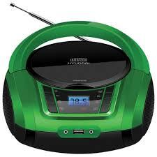 <b>Магнитола Hyundai H-PCD320</b> Black купить в Интернет-магазине ...