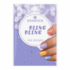 <b>Essence Bling Bling Nail Stickers</b> | Wilko