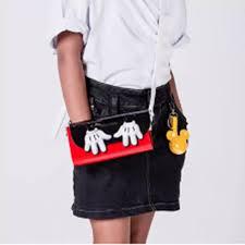Mini Melissa Bag Fashion Kids Girls Sandals <b>Cartoon Mickey</b> Parent ...