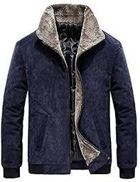 Lafe GHBBV Men's down jacket autumn and <b>winter plus</b> velvet ...