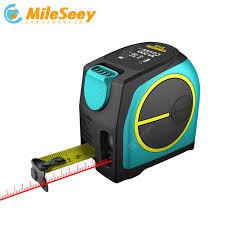 Mileseey DT10 Laser Tape Measure 2-in-1 Digital Laser Measure ...