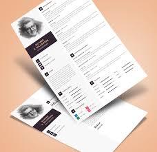 creative professional resume cv design template cover creative professional resume cv design template cover letter psd file
