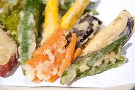 tempura frittes