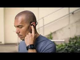 <b>Plantronics Backbeat Fit 2100</b> In-Ear Wireless Headphones (Grey ...