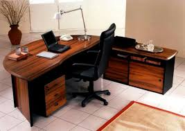 cheap office furniture walnut black leather cheap office tables