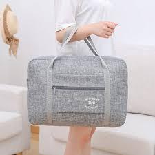 waterproof folding large capacity <b>portable travel bag</b> for men and ...