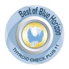 Thyroid Check PLUS <b>ELEVEN</b> with Serum Iron and TIBC   Blue ...