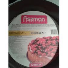 Отзывы о Разъемная <b>форма для выпечки Fissman</b> круглая