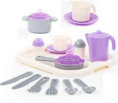 Игрушка <b>полесье</b> кухня, игрушечная посуда, сюжетно <b>ролевой</b> ...