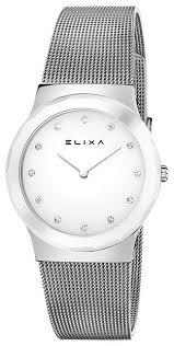 Наручные <b>часы ELIXA</b> E101-L395 — купить по выгодной цене на ...