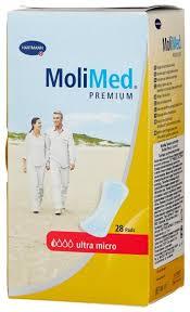 Урологические <b>прокладки</b> Hartmann <b>MoliMed Premium ultra</b> micro ...