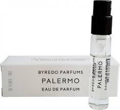 Парфюмерия <b>Palermo</b> от <b>Byredo</b>. Купить оригинальные ...