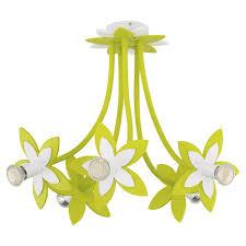 <b>Подвесная люстра Nowodvorski</b> Flowers Green <b>6901</b> — купить в ...