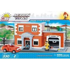<b>Конструктор COBI Engine 13</b> Fire Station (COBI-1477) | xn ...