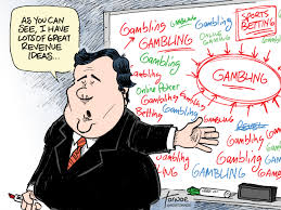 commentary chris christie s gambling problem newsworks 20151007 christie gamblingfinal for web