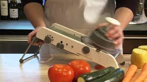 PL8® Professional Mandoline - Kitchen Demo Video - Progressive ...