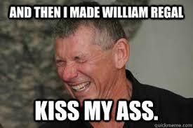 Evil Vince McMahon memes | quickmeme via Relatably.com