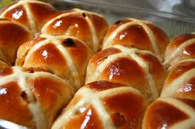 Image result for hot cross buns