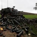 Turkey kills at least 260 Kurdish, Islamic State fighters in Syria offensive: military