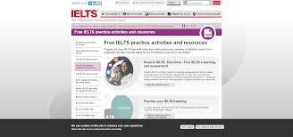 ielts international english language testing system british council