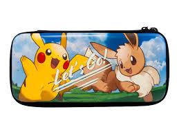 <b>Чехол Hori Let</b> s Go! Hard Pouch NSW-133U для Nintendo Switch ...