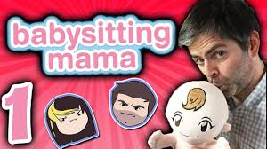 babysitting mama bizarre baby part 1 grumpcade
