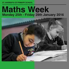 Image result for maths week 2016