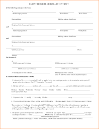 daycare contract template png loan application form daycare contract template 6531307 png