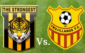 Image result for logo Trujillanos vs The Strongest