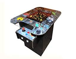 CLASSIC VIDEO GAME COCKTAIL TABLE ARCADE - Amazon.com
