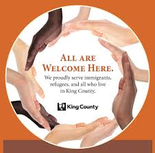 all are welcome here how a statement of king county commitment all are welcome here how a statement of king county commitment became a sign for every work site kc employee news