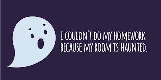 Hilarious Homework Excuses   Edutopia