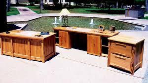 custom home office desks arts crafts design ctws265 arts crafts home office