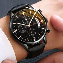 Popular <b>Men</b> Business Stainless Steel <b>Luxury</b> Wrist Watch-Buy ...