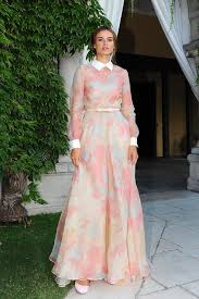 Kasia Smutniak in Valentino | dress в 2019 г. | Длинные платья ...