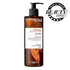 <b>L'Oréal</b> Paris <b>Botanicals</b> Fresh Care <b>Safflower</b> Rich Infusion Shampoo