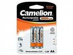 <b>Аккумулятор</b> АА-2500mAh Ni-Mh BL-2 1,2В <b>Camelion</b>, <b>Camelion</b> ...