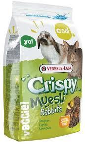 <b>VERSELE</b>-<b>LAGA корм</b> для кроликов <b>Crispy Muesli</b> Rabbits 400 г