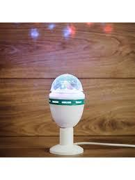 Светодиодная <b>Диско</b>-лампа с эффектом цветомузыки, в ...