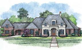 French country Style House Plans   Plan   French country Style Floor Plans