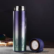 CAWAN TERMOS <b>thermos</b> flask STAR & PURE <b>COLOR</b> portable ...