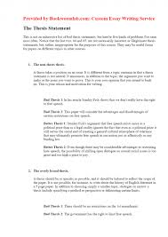 thesis essay example essay score sample five paragraph essay example