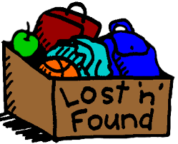 Image result for animated free lost and found clipart