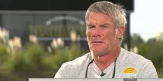 brett favre would be real leery of a son playing football video brett favre would be real leery of a son playing football video the huffington post